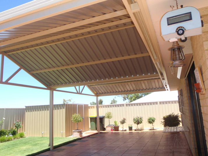 Gable Roof Patios